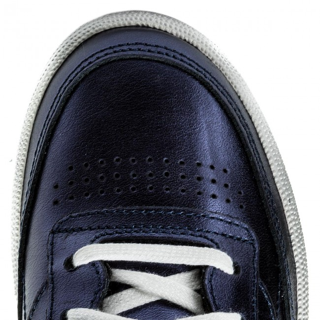 Reebok Schuhe Club C 85 S Shine CM8687 Royal Dark BlueWhite