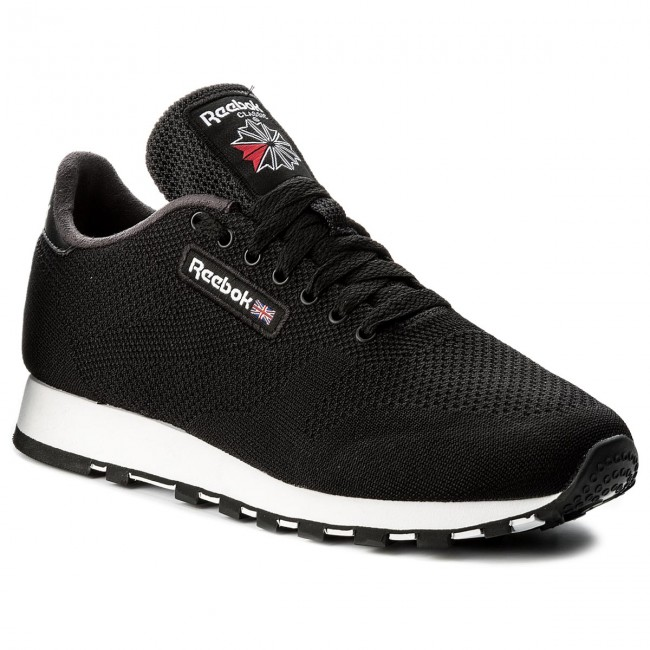 dae3848dfbe Shoes Reebok - Cl Leather Ultk CM9876 Black White - Sneakers - Low ...