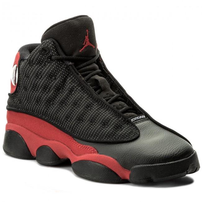 87e09fff1c7 Shoes NIKE - Air Jordan 13 Retro BG 414574 004 Black/True Red/White ...