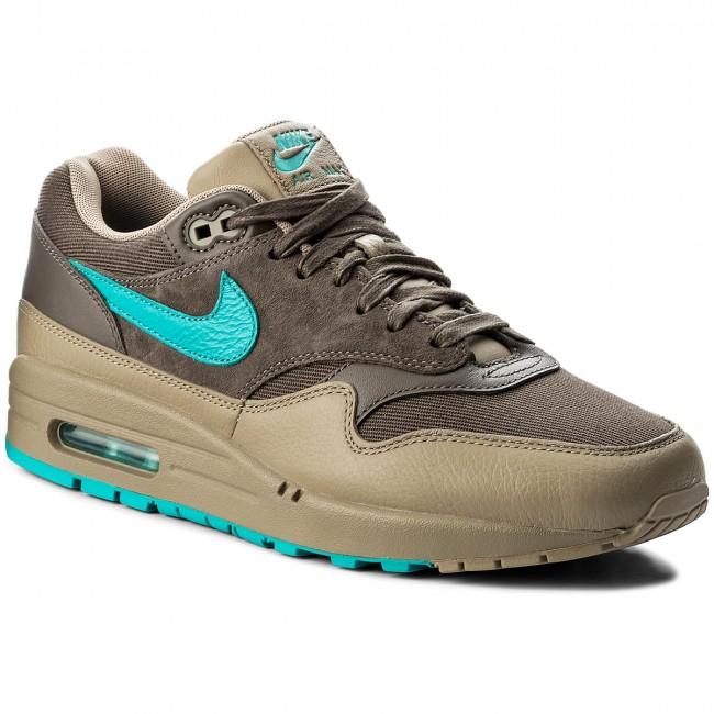 c02345b9decd Shoes NIKE - Air Max 1 Premium 875844 200 Rdgrck Tbogrn - Sneakers ...