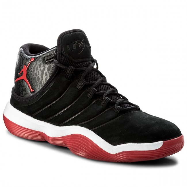 144d052059c64 Shoes NIKE - Jordan Super.Fly 2017 921203 001 Black University Red ...