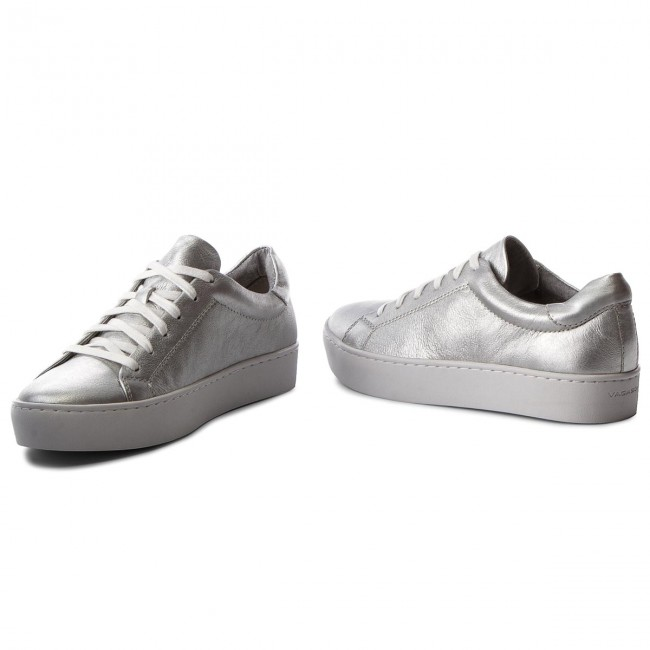 76f9aeee39 Sneakers VAGABOND - Zoe 4426-083-83 Silver - Sneakers - Low shoes ...