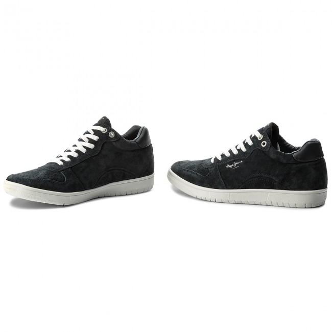Sneakers PEPE JEANS - Adams Mid Man PMS30385 Marine 585