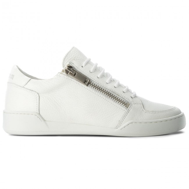 Muy Barato Para La Venta Sneakers Antony Morato - Mmfw00903/le300002 White 1000 Compra El Envío Libre Venta Barata Confiable Descuento Grande De Venta En Línea VfrSbh