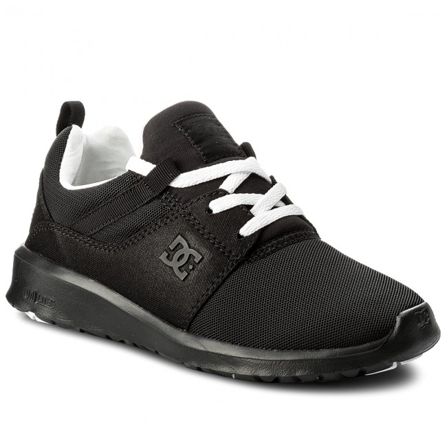 Sneakers DC - Heathrow ADJS700021 Black/White/Black (BWB) hRZ2UQy