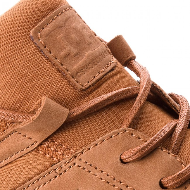 8c2f7bdadf57 Sneakers DC - Heathrow Le ADYS100292 Caramel (22C) - Sneakers - Low ...