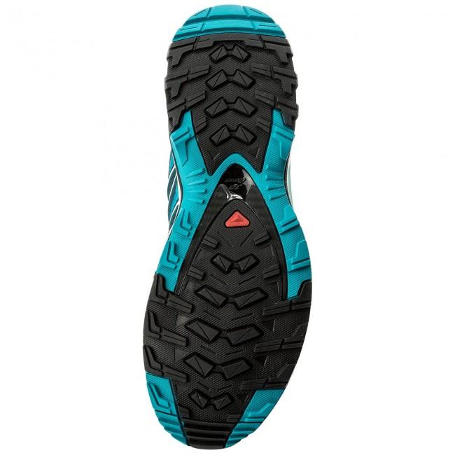 Shoes SALOMON Xa Pro 3D Gtx W GORE TEX 398535 22 V0 Tahitian TideEggshell BlueReflecting Pond