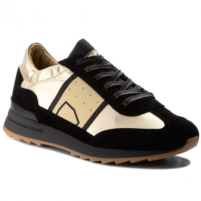 Sneakers PHILIPPE MODEL - Toujours PSLD M002 Metal Or/Sable