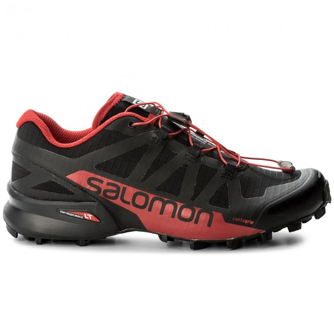 Shoes SALOMON Speedcross Pro 2 398429 28 G0 BlackBarbados CherryBlack