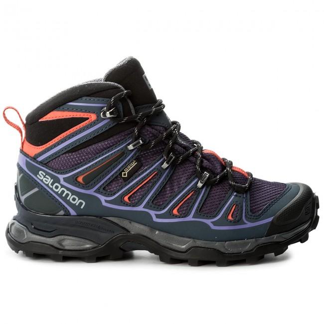 Trekker Boots SALOMON X Ultra Mid 2 Gtx GORE TEX 390399 20 irIOi