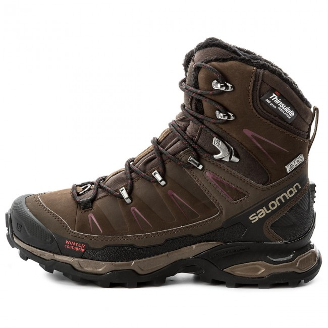 Trekkingi SALOMON X Ultra Winter Cs Wp W 391833 20 V0