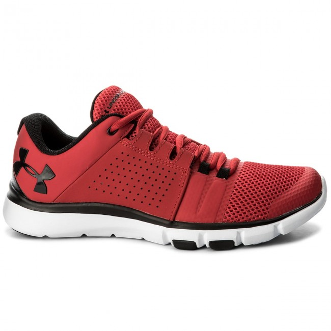Shoes UNDER ARMOUR Ua Strive 7 1295778 600 RedWhtBlk