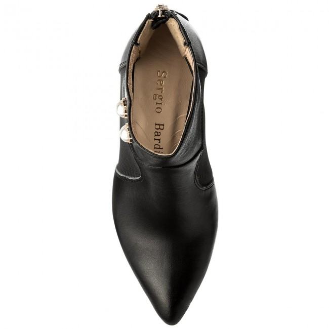 High boots SERGIO Boots SS127320918DS Boots Badesi BARDI 101 YwpAx0