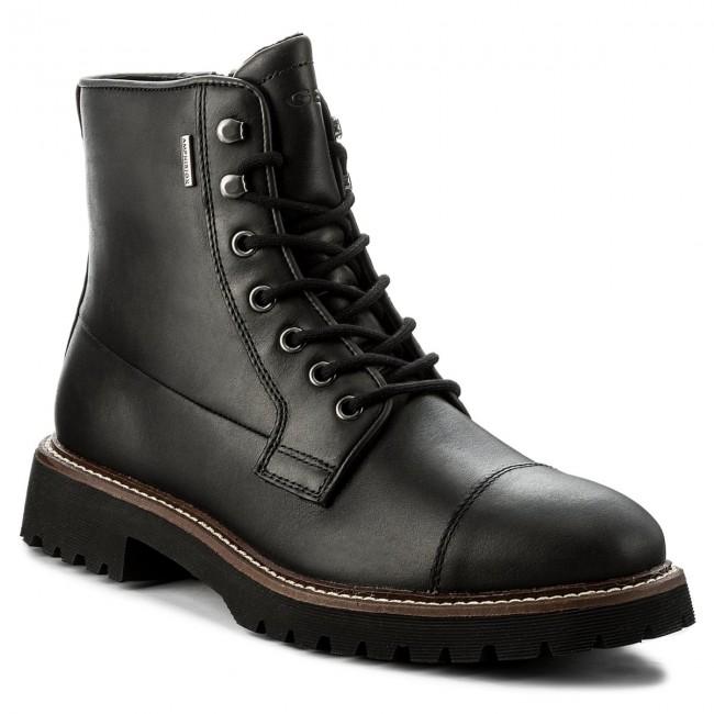 Hiking Boots GEOX U Kieven B Abx C U641VC 000CL C9999 Black