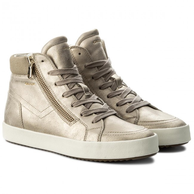 Sneakers GEOX - D Blomiee A D826HA 0PVAF C6738 Lt Taupe NX6lo