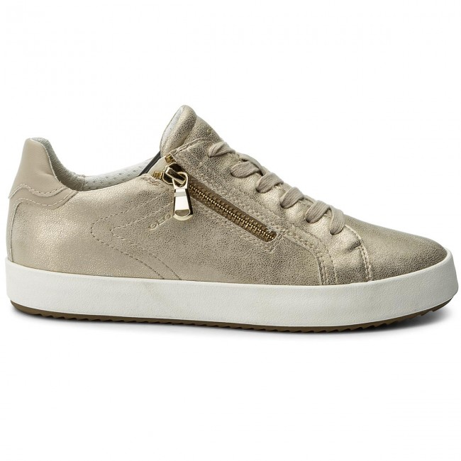 Sneakers GEOX D Blomiee B D826HB 0PVBC C6738 Lt Taupe DLWac