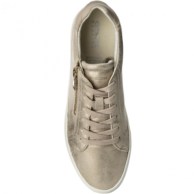 Sneakers GEOX D Blomiee B D826HB 0PVBC C6738 Lt Taupe