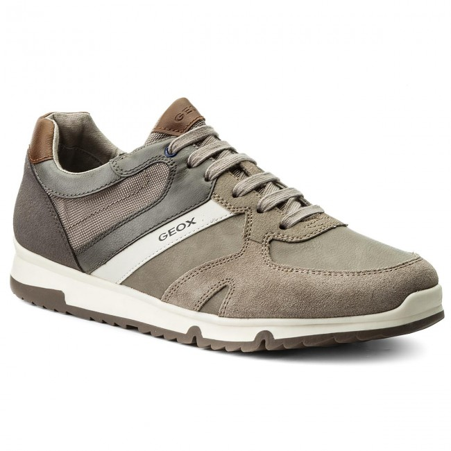 Sneakers GEOX U Wilmer B U823XB 0ME22 C5097 Rock PSmiH