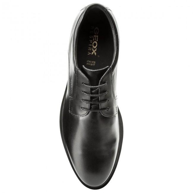 Shoes GEOX U Gladwin A U824WA 00043 C9999 Black