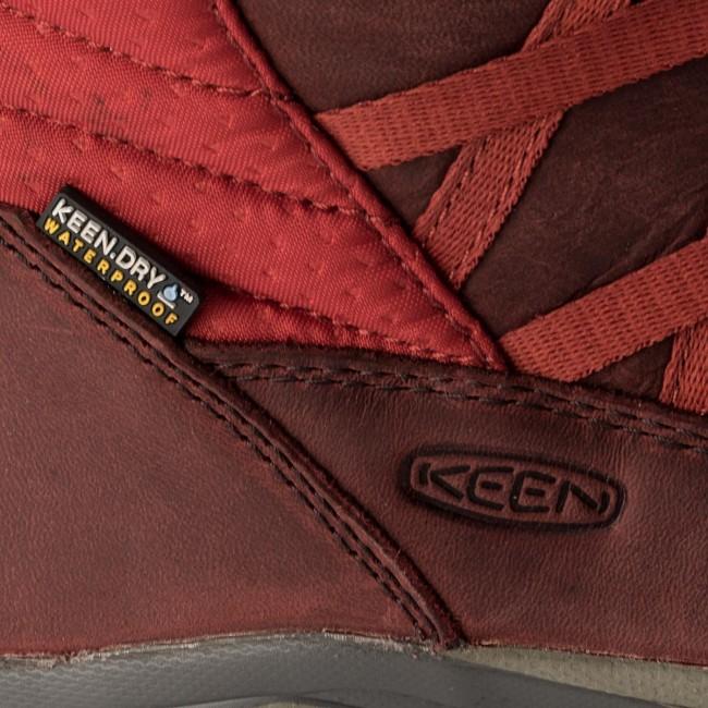 115ee970af Snow Boots KEEN - Hoodoo III Lace Up 1017730 Syrah/Tandori Spice ...