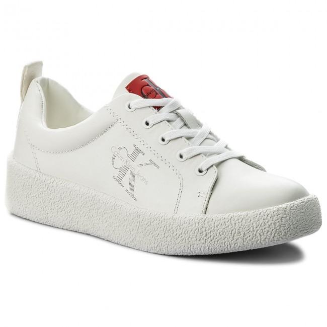 Sneakers Calvin Klein Jeans - Gabri R8778 White myQce2Bfp