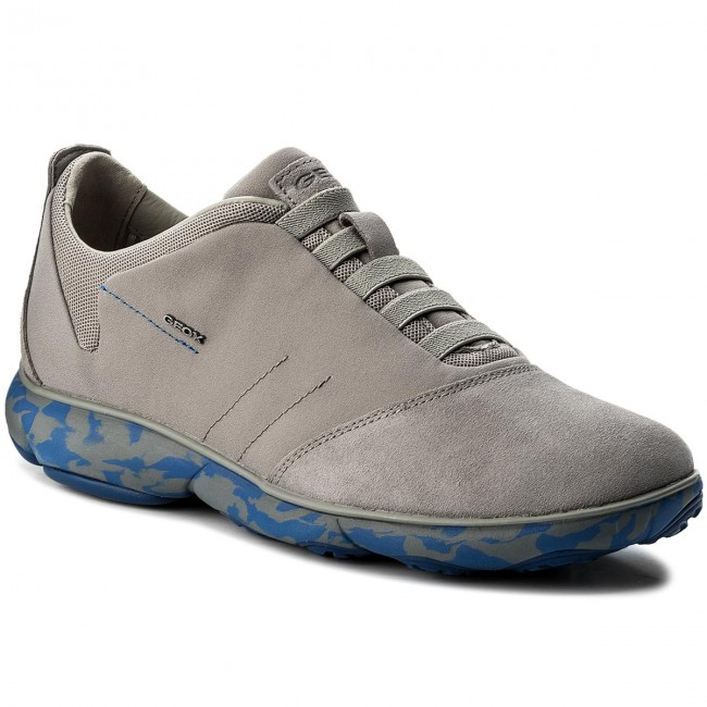 Shoes GEOX U Nebula B U52D7B 01122 C9M4K StoneRoyal