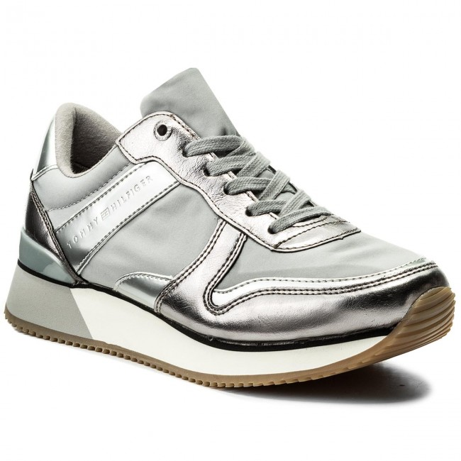 Tommy Hilfiger metallic sneakers clearance many kinds of 5AvzE