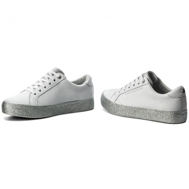 Sparkle Outsole Glitter Sneaker