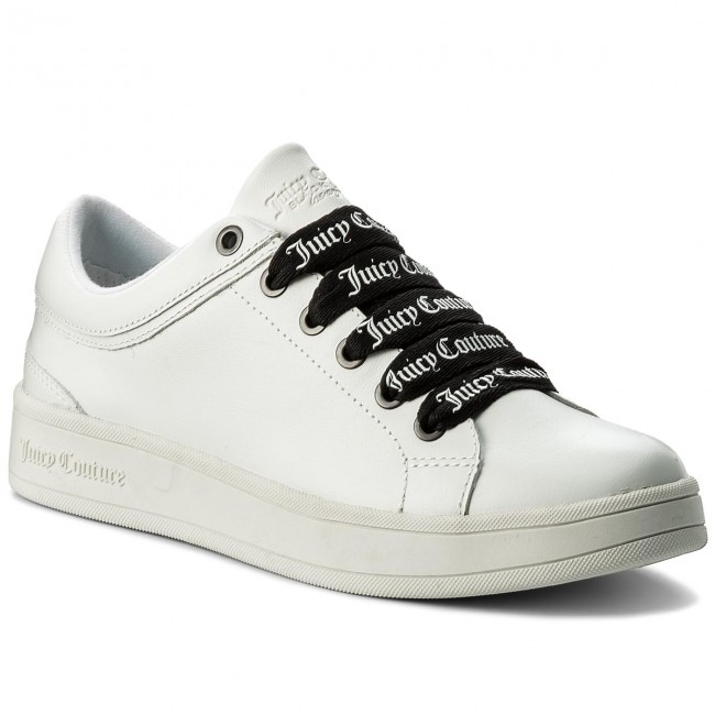 4e17bac984fb Sneakers JUICY COUTURE BLACK LABEL - Janel JB181 White - Sneakers ...