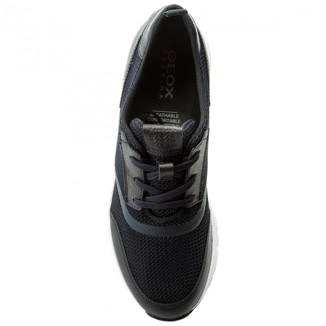 Sneakers GEOX U Snapish A U822DA 01447 C4294 BlueNavy