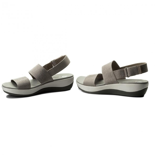 4663e578730a Sandals CLARKS - Arla Jacory 261259654 Sand - Casual sandals ...