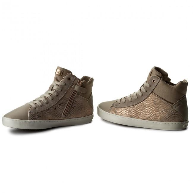 Sneakers Geox - J Kilwi G. H J82d5h 007dw C8182 D Skin ndKgk