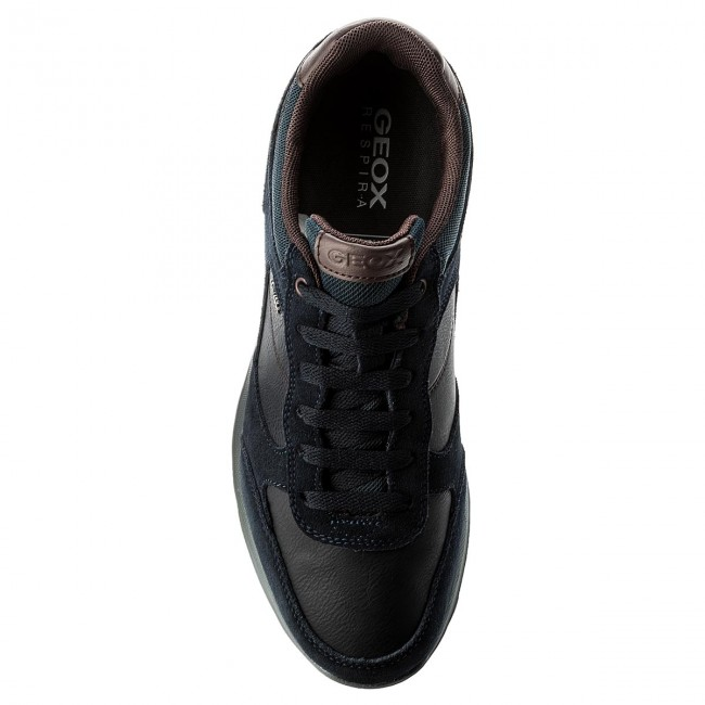 Sneakers GEOX - U Damian A U740HA 022ME C4002 Navy Para El Descuento Barato Gris Tienda De Descuento En Línea Estilo De Moda k9592