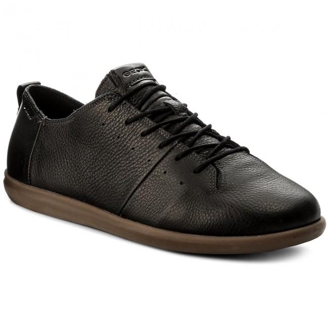 Shoes GEOX - U New Do B U620QB 04643 C9999 Black