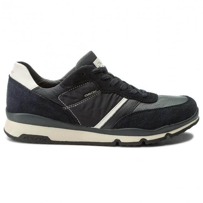 Sneakers GEOX U Sandford B U74A6B 022FU C4002 Navy