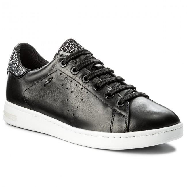 Sneakers Geox - D Jaysen A D621ba 0dshh C9999 Black PuFFHY