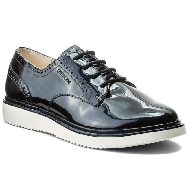 359df5447e2af Shoes GEOX - J Thymar G. C J824FC 000HI C4002 D Navy - Flats - Low ...