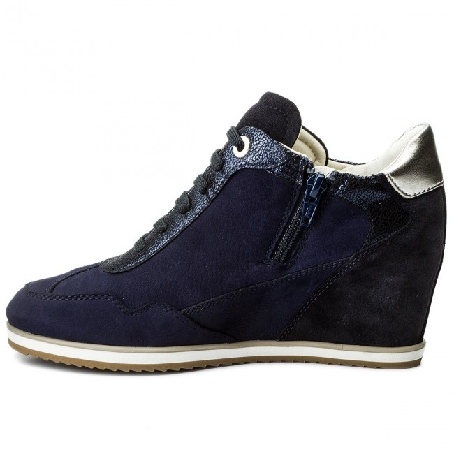 separation shoes release date amazing price Sneakers GEOX - D Illusion B D8254B 0LT22 C4002 Navy - Sneakers ...