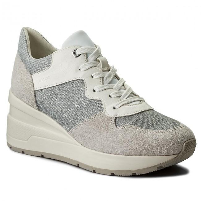 Geox Zapatillas D Zosma C Colecciones de venta Costo de venta barato Costo en línea Compre barato Obtenga para comprar Mf965mPqw