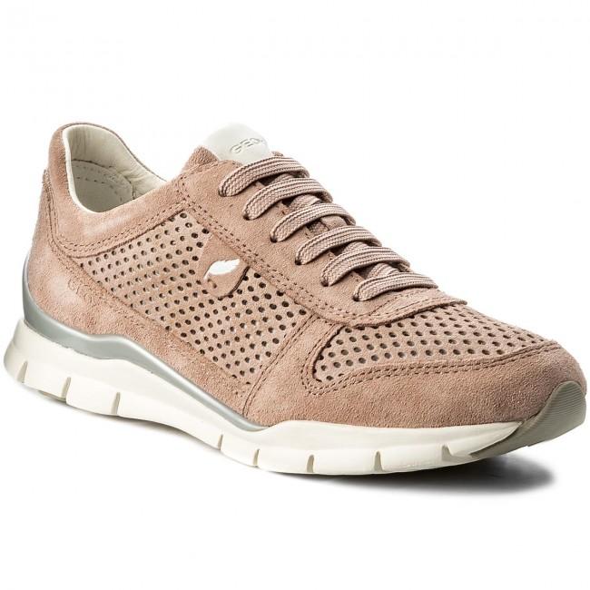 59a9518e6d6f97 Sneakers GEOX - D Sukie F D62F2F 00022 C8056 Antique Rose - Sneakers ...