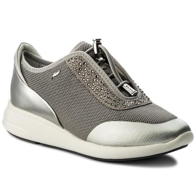 Geox Chaussures De Sport - Gris Ophira HL2pVrwv3