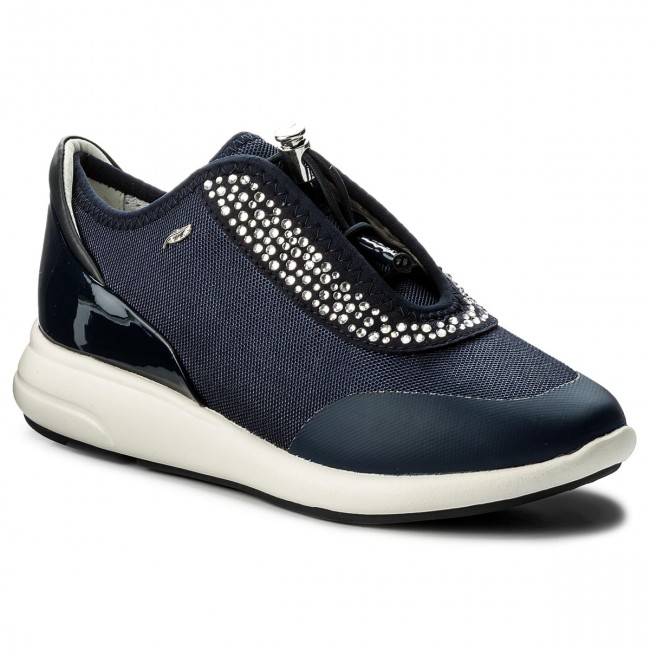 Sneakers GEOX - D Ophira E D621CE 01402 C4002 Navy - Sneakers - Low ... 224bbcc5662