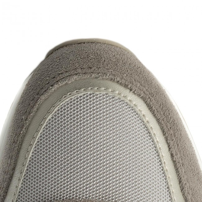Sneakers GEOX D Airell C D642SC 02214 C1010 Lt Grey