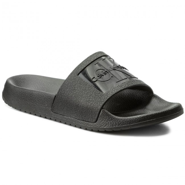 9585b4d8c04f Slides CALVIN KLEIN JEANS - Christie Jelly R8837 Black - Casual ...