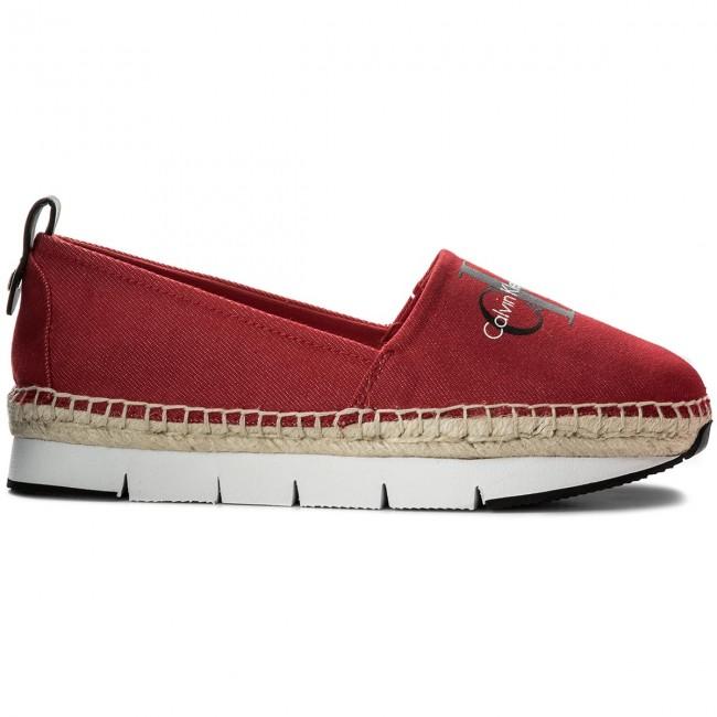 Espadrilles Calvin Klein Jeans - Genna R8950 Red VVuokT1v5