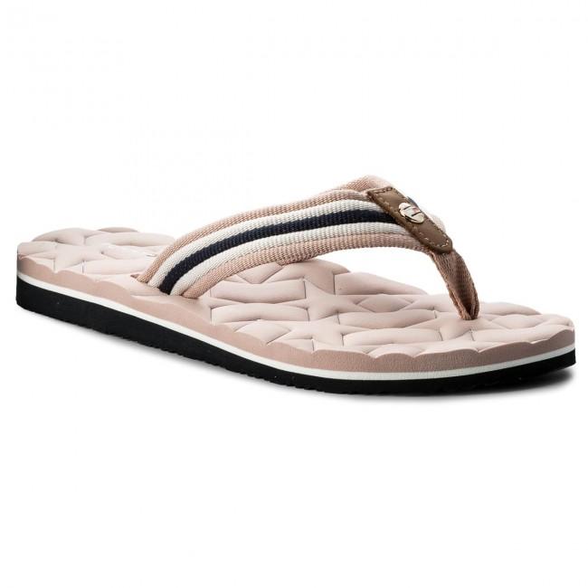 Womens Metallic Star Beach Sandal Flip Flops Tommy Hilfiger xpaDLfB0og