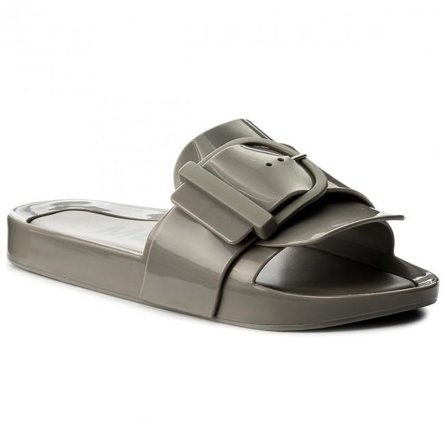 4c5d05f76d59f Slides MELISSA - Beach Slide IV Ad 32286 Grey 01086 - Casual mules ...