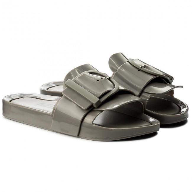 662fd2b89d626 Slides MELISSA - Beach Slide IV Ad 32286 Grey 01086 - Casual mules - Mules  - Mules and sandals - Women s shoes - www.efootwear.eu