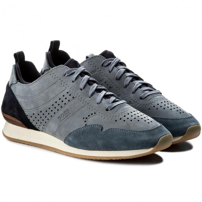 Comprar Barato La Mejor Venta Imágenes Para La Venta Sneakers BOSS - Fulltime 50386037 10207162 01 Dark Blue 401 Menos De 50 Dólares 9Tu5zUN