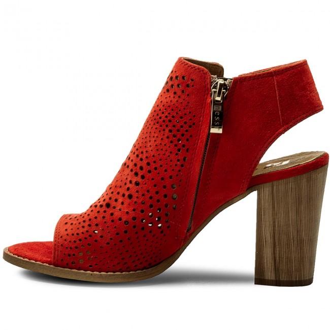 Sandalen NESSI - 18351 Czerwony 19 XxRZ2myqZ